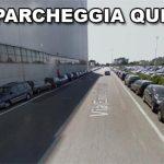 Dove Parcheggiare all'aeroporto di Fiumicino senza Pagare