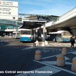 Gli Autobus dall'Aeroporto di Fiumicino a Ostia, Fregene e Roma