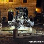 Le piú Belle Fontane di Roma, quelle Meno Conosciute