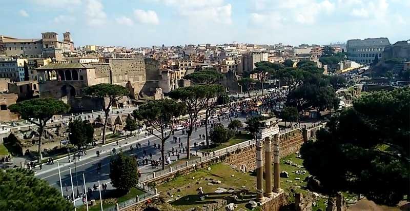Le Terrazze Con Le Piú Belle Viste A Roma Cosa Fare A Roma