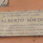 Dove è nato Alberto Sordi la casa di Trastevere